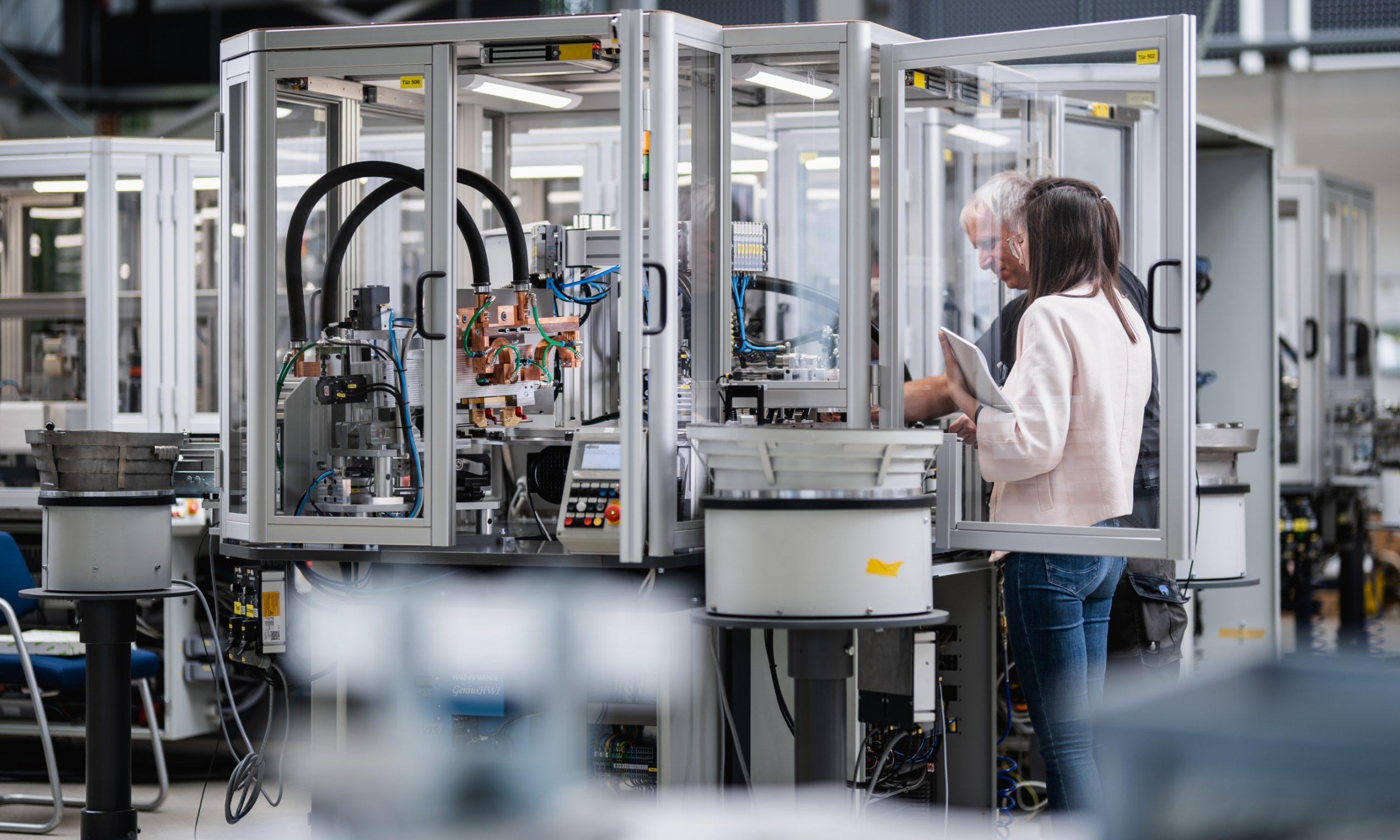 BISONtec - Ihr Partner für Montageautomation